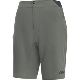 GORE WEAR R5 Shorts Women castor grey
